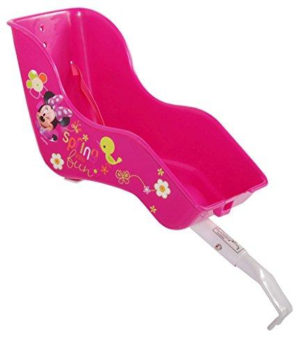 Puppensitz Disney Minnie Mouse Bow Tique für Kinderfahrräder 12, 14, 16 Zoll
