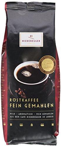 Niederegger Röstkaffee, 3er Pack (3 x 250 g)