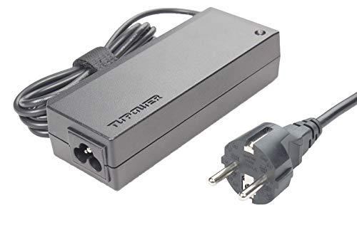 009 TUPower Netzteil 20V 4,5A 90W kompatibel mit Fujitsu Siemens Amilo LA1703 LA1705 LA1718 LA1720 LA1818 LA1820 Li 1705 Li 1718 Li 1720 Li 1818 Li 1820 Li 2727 Li 2732 Li 2735 Li 3710 Li 3910 inkl. Stromkabel