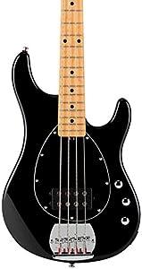 c9c154b17ac Sterling by Music Man S.U.B. SB4 Bass Guitar Black Buy Cheap - bc0271179