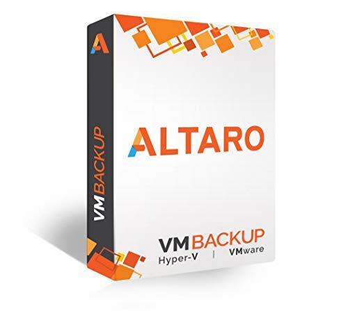 Upgrade Version - Altaro VM Backup for Hyper-V - Upgrade v7 and below to v8 of Altaro VM Backup for Hyper-V - SE 5YR SMA