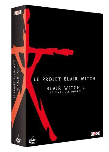 Projet Blair Witch, Le + Blair Witch 2 - Le livre des ombres [Francia] [DVD]
