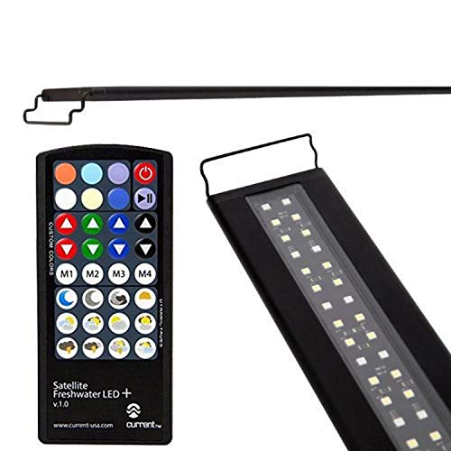 Current USA Satellite Freshwater LED Plus Light for Aquarium, 48 to 60-Inch
