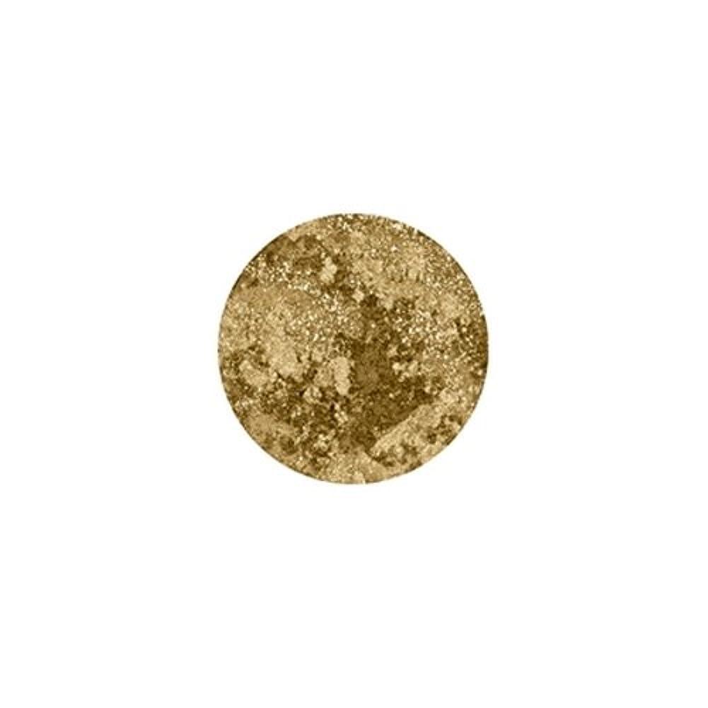 前置詞リー涙が出る(6 Pack) JORDANA Eye Glitz Sparkling Cream Eyeshadow - Gold Gleam (並行輸入品)