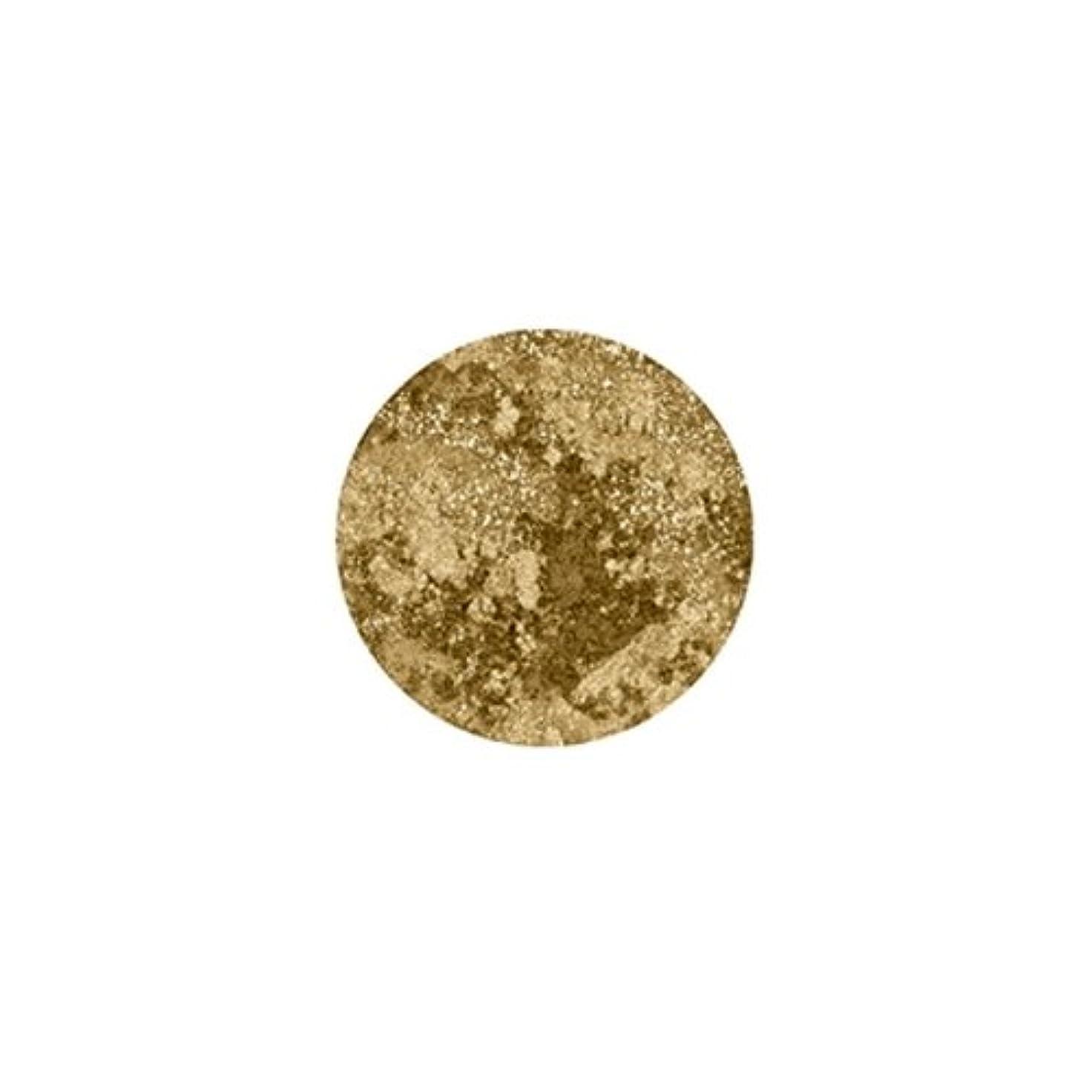 浮く郵便物多くの危険がある状況(6 Pack) JORDANA Eye Glitz Sparkling Cream Eyeshadow - Gold Gleam (並行輸入品)