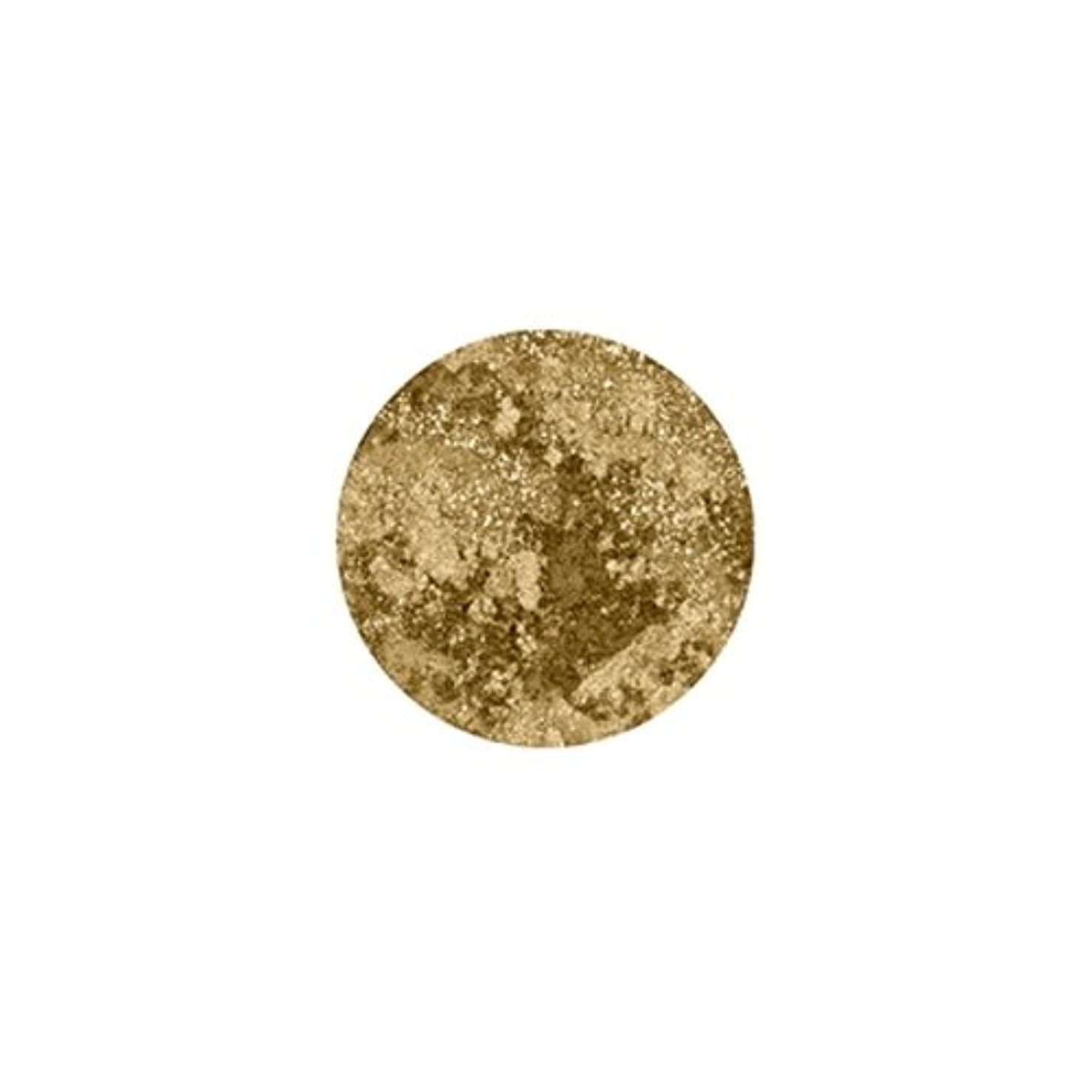 年金胆嚢プレゼント(6 Pack) JORDANA Eye Glitz Sparkling Cream Eyeshadow - Gold Gleam (並行輸入品)