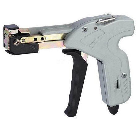Stainless Steel Cable Tie Gun for 4.8-7.8mm Stainless Steel Ties with Automatic Function