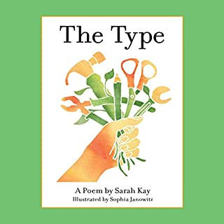 The Type audiobook cover art