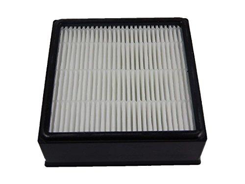 vhbw Filtro Hepa antialérgico de recambio para aspiradoras Nilfisk King 500 GM, 510 GM, 520, 525, 530, 540, GM500, GM510 reemplaza 22356800