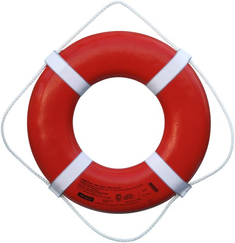 Cal June USCG Approved Ring Buoy - 24 in.