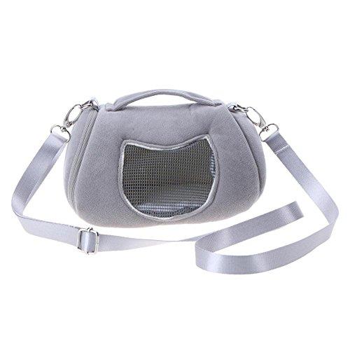 aoory Tragbare Schultertragetasche Für Haustiere Hamster Ratte Ögel Chinchilla Frettchen Tragetasche Für Kleintiere