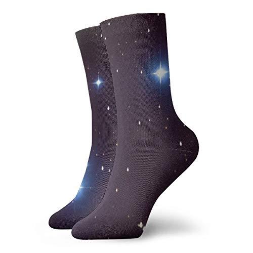 Pengyong Nebula Orion Cielo Oscuro calcetines informales de