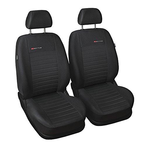 GSC Sitzbezüge Universal Schonbezüge 1+1 kompatibel mit VW Caddy III