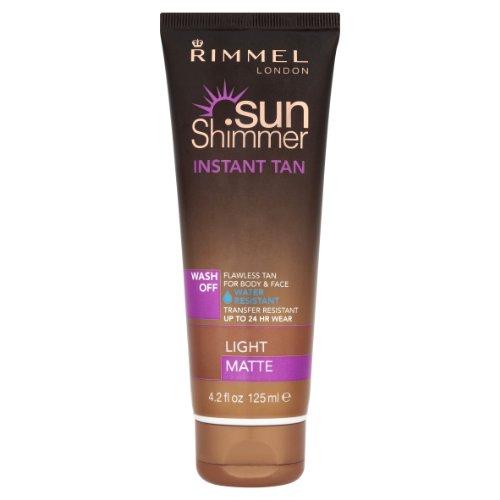 Rimmel London Sun Shimmer Instant Tan 125 ml