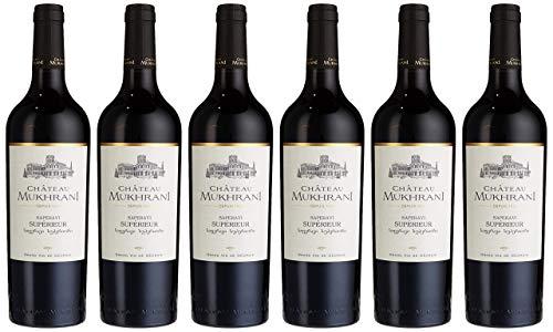 Château Mukhrani Saperavi Superiore 2016 Georgien Wein trocken (6 x 0.75 l)