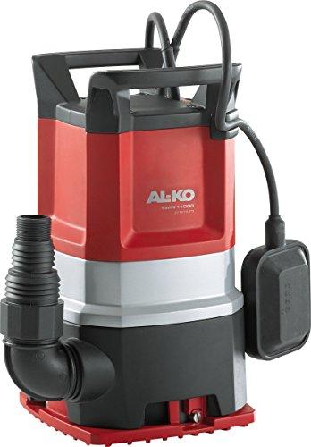 AL-KO Kombitauchpumpe TWIN 11000 Premium (850 W Motorleistung, 13.000 l/h max. Fördermenge, 10 m max. Förderhöhe, 20 mm max. Korngröße)