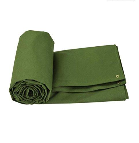 Planen-Auto-Boots-Dach-Regen-Abdeckungs-Planken-Überdachungs-Zelt-kampierende Abdeckung im Freien - 100% wasserdicht und UV geschützt - 600g / m² - Stärke 0.9mm (größe :...