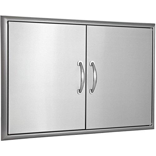 Blaze Grills Double Access Door with Paper Towel Dispenser Size: 32