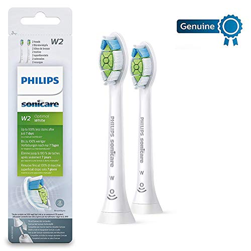 Philips Sonicare HX6062/12 cepillo de cabello 2 pieza(s) Blanco - Cabezal (2 pieza(s), Blanco)