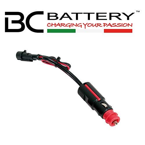 BC Battery Controller 710-ACC612V Conector/Adaptador para Toma de Mechero para los Cargadores BC Battery Controller