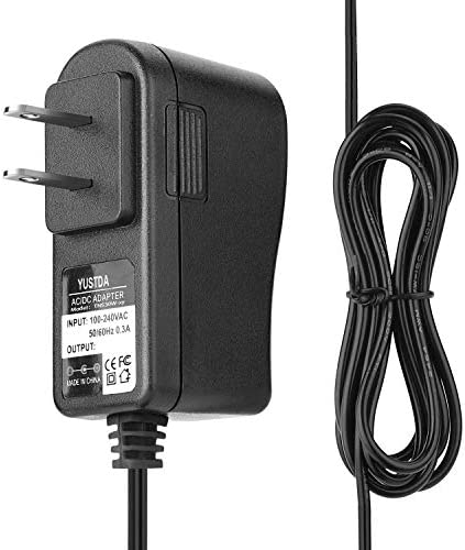 Yustda 2 5mm AC 2AMP Home Charger for iRULU eXpro X1Plus X11 10 1 Tablet PC Power Supply Cord product image