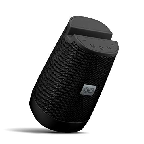 Crossloop Drom 3W Portable Speaker with Built-in Smartphone...