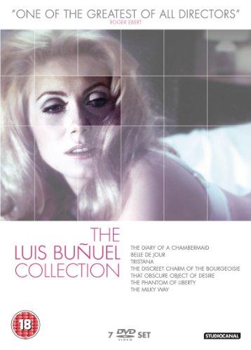 Luis Bunuel Collection [Edizione: Regno Unito] [Italia] [DVD]