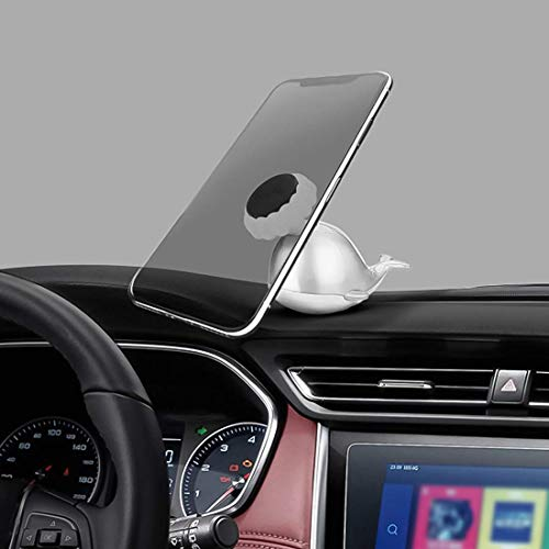 Titular del teléfono del coche Titular del teléfono del coche universal, universal del teléfono ballena Forma titular magnético del soporte de montaje, for el iPhone/Samsung/LG/Nokia/HTC/Hua