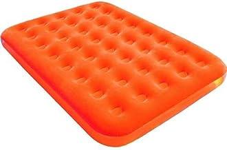 Bestway 67389 Portable Inflatable Bed Air Mattress - Orange