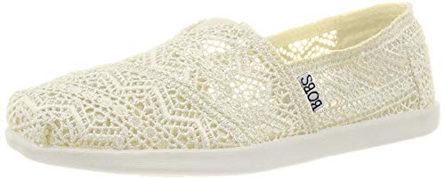 Skechers BOBS WORLD - DREAM CATCHER, Damen Schuh, Braun (Nat), 41 EU (8 UK)