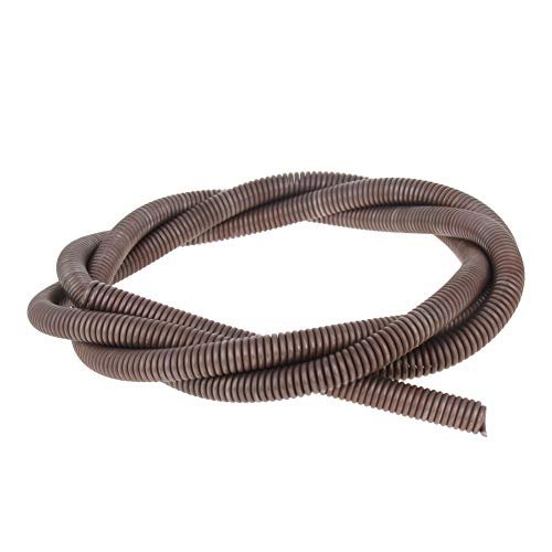 Fielect Heating Element Coil Wire 220V 4000W Resistance Wire Furnace Heater Wire FeCrAl Silver Heat-resistant Wire Length 1000mm,1Pcs