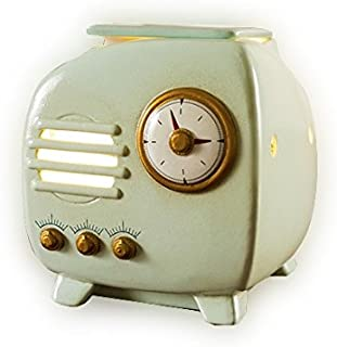ScentSationals Retro Collection-Radio - Scented Wax Cube Warmer