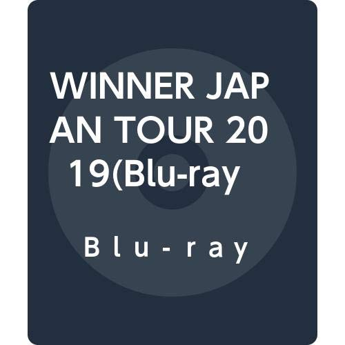 WINNER JAPAN TOUR 2019(Blu-ray Disc3枚組+CD2枚組)(初回生産限定盤)