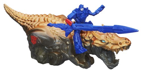 Hasbro Transformers Dino Sparkers [Optimus Prime & Grimlock]