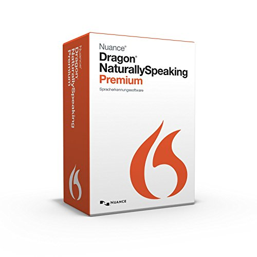 Nuance Dragon NaturallySpeaking 13.0 Premium