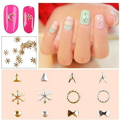 MZP Manucure Dé oration strass Perles Maquillage cosmétique Nail Art Design , 4#