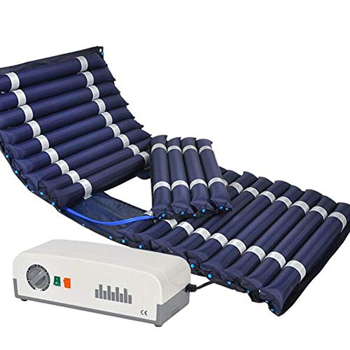 Anti-Decubitus matras Micro-Hole Jet Wave Massage Kussen Comfortabel en Ademend Huishoudelijk Zonder Flip-Proof Trampoline Pad 200X90CM C