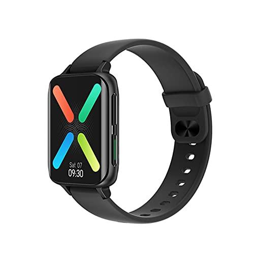 ZBY DT93 Smartwatch Herren Bluetooth Call Watch Damen Smart Watch IP68 Uhr MP3-Player Für Android Ios,B