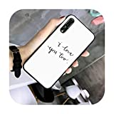 Coque en TPU pour Huawei G7 G8 P7 P8 P9 P10 P20 P30 Lite Mini Pro P Smart Plus Cove Fundas-a8-For P...