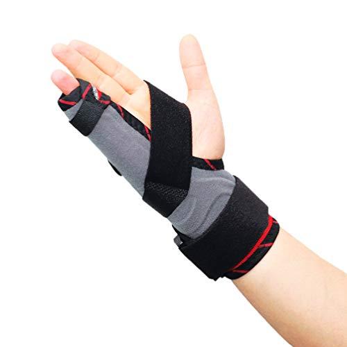 ORTONYX Boxer Fracture Splint 4th or 5th Finger Immobilizer Broken Fingers Support Metacarpal Brace / ACKB434