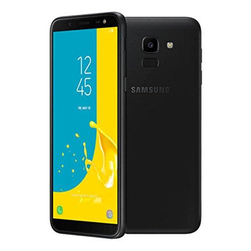 SAMSUNG Galaxy J6 (2018) Dual SIM 32GB 3GB RAM SM-J600F/DS Nero SIM Free