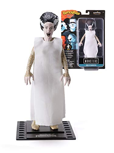 The Noble Collection BendyFigs Bride of Frankenstein