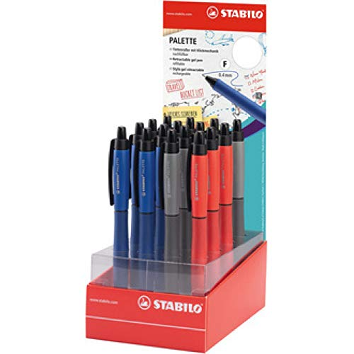 STABILO Display Palette Tintenroller 16er