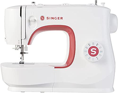 SINGER MX231 Sewing Machine, Large, White