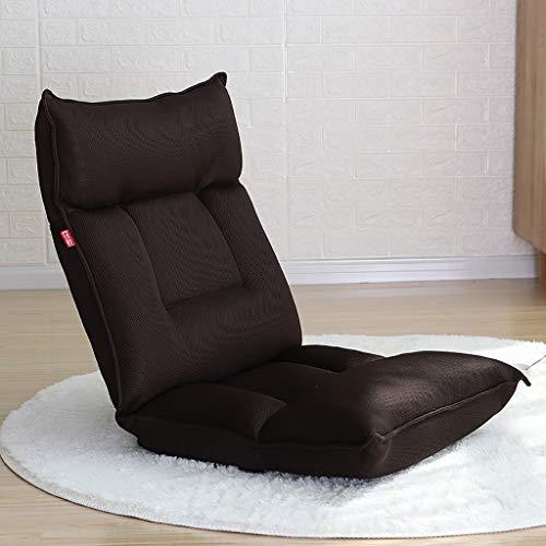 Schommelstoel Lazy Sofa, de extrusie vervormt niet en comfortabel, ergonomisch, zitten, liggen en vrij.