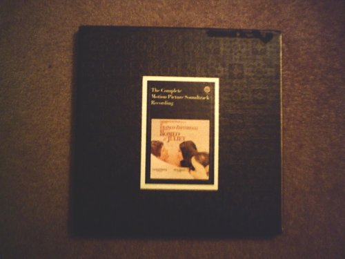 Romeo & Juliet Complete Motion Picture Soundtrack 4 LP Box Set 1968 Zeffirelli RARE