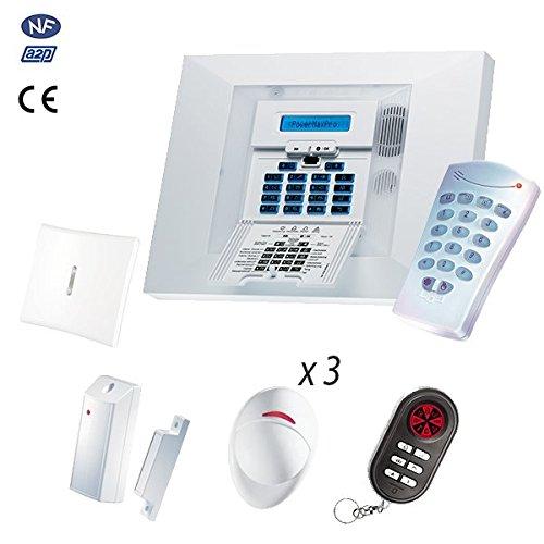 Visonic - IS-PM Pro Kit 7 - Alarme Visonic Powermax Pro 7