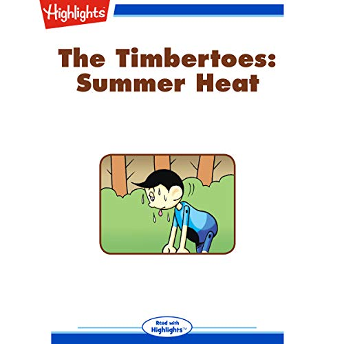 The Timbertoes: Summer Heat copertina