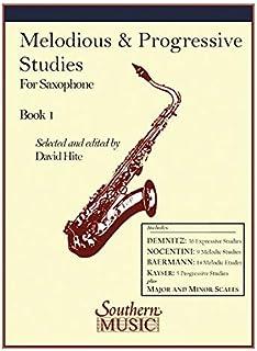 Melodious and Progressive Studies, Book 1: Saxophone