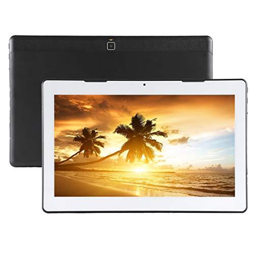 Ordenador y Tableta Batería de 10000mAh, Android 7.0 MT6737 Quad Core A53 64bit 1.0GHz, Soporta SIM única y Bluetooth y WiFi y Gsensor y GPS y FM y OTG (Color : Black)
